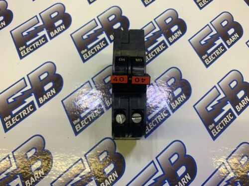 FPE NC240 (NC0240) 2 Pole 40 Amp THIN Stablok Circuit Breaker- WARRANTY