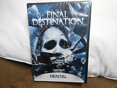 The Final Destination (DVD, Widescreen, 2010) Rental Ready & Shrinkwrapped (Final Destination Halloween)