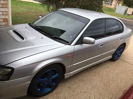 2003 Subaru B4 twin turbo