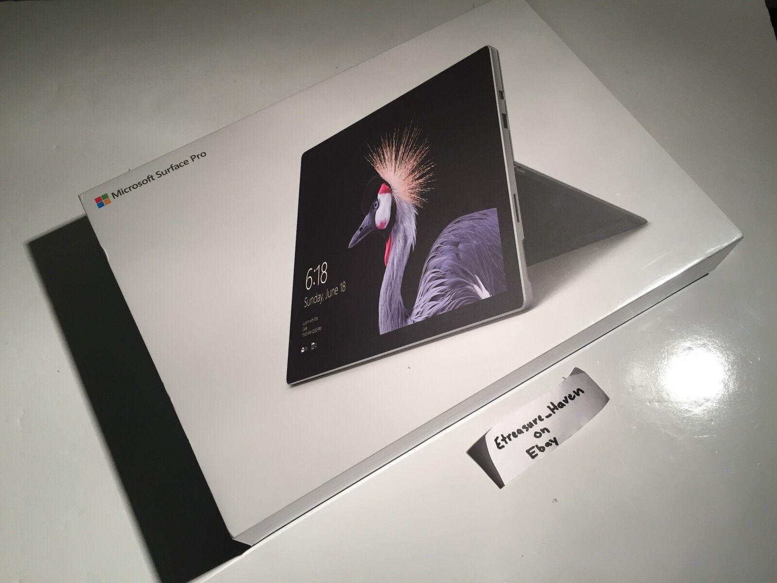 Microsoft Surface Pro i5 128GB 4GB Go Ram Model 1796 Tablet NEW SEALED