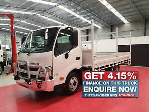 2019 HINO 717 4x2 Factory Steel Ace H01807 Breakwater Geelong City Preview