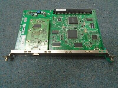 Panasonic Kx-tda 100 200 Kx-tda0490 Ip-gw16 16 Channel Ip Voip Gateway Card