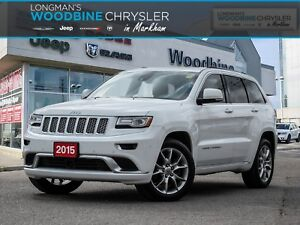 2015 Jeep Grand Cherokee Summit/Navigation/Hemi
