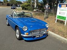 1963 M.G. MGB Coupe Bull Creek Melville Area Preview