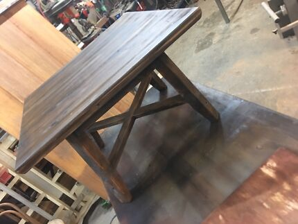 Custom tables Timber modern or Rustic