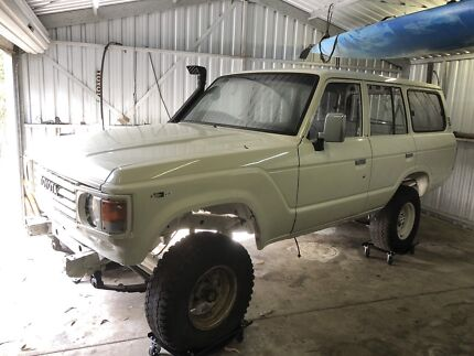 60 Series Landcruiser GXL Rolling shell (full resto) Cedar Creek Gold Coast North Preview