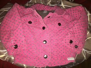 Girls ROOTS jacket