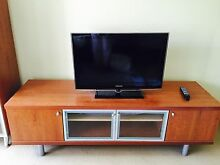 Solid wood TV unit-Excellent condition-MUST GO!!! Chatswood Willoughby Area Preview