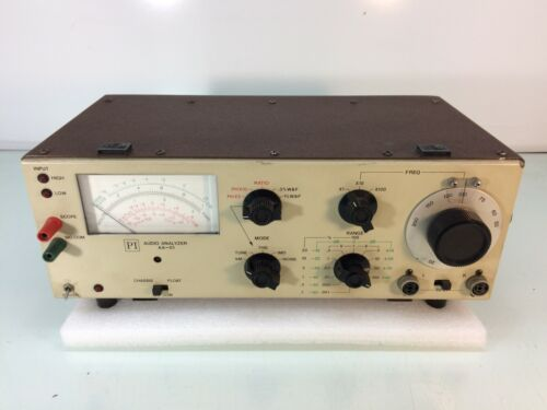 Potomac AA-51 Precision Audio Analyzer