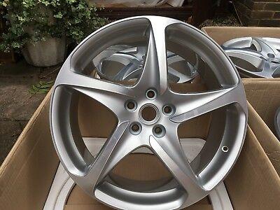 4 x Ferrari alloy wheels - Genuine 20 inch alloys from FF