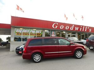 2015 Chrysler Town & Country TOURING! PREVIOUS DAILY RENTAL! BAC