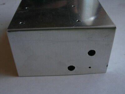 Used Aluminum Electronics Enclosure Project Box Case Metal 7x 5x 3