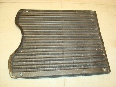 1958 Ford 861 Tractor Powermaster Grille Screen 800