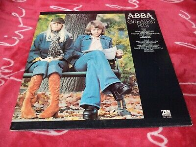 Abba Greatest Hits vinyl SD18189   Tested