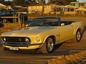 1969 Ford Mustang Coupe Mount Martha Mornington Peninsula Preview