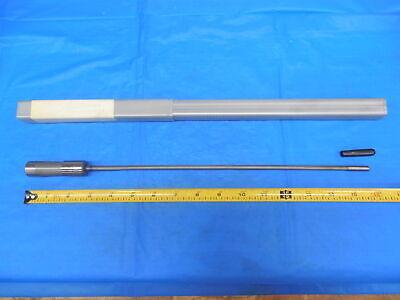 New Starcut Coolant Thru Carbide Tipped Gun Drill 34 Shank 14 Dia .75 .25