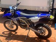 Yamaha wr450 Liverpool Liverpool Area Preview