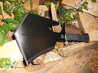 Knife/Cleaver/Machete/Saw/Axe/Shovel/1065 carbon steel/Survival/Combat/Camping