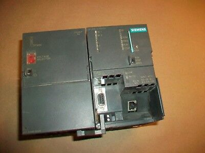Siemens Simatic S7 Cpu Ps 6es7 315-2eh13-0ab0 W Ps307