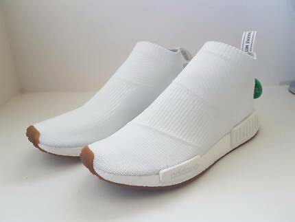 Adidas nmd city sock white