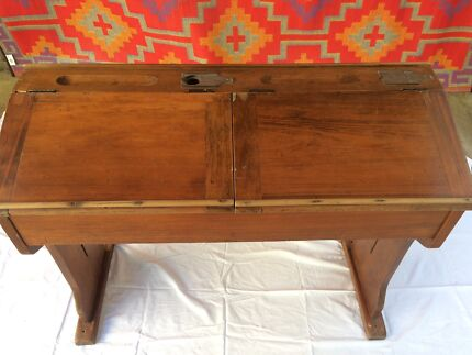 Antique Desk - Antique School Desk Desks Gumtree Australia Brisbane South East
