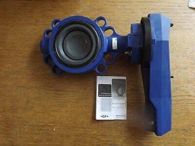 3 Butterfly Valve Type 563 Pvc-u Epromfkm Gf Georg Fischer Dn80