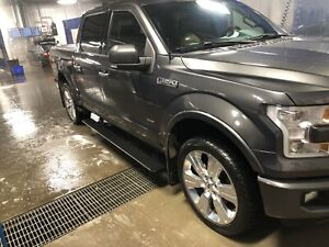 2016 FORD F150 LIMITED CLEAN