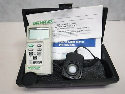 New Magnaflux Digital White Lightvisible Light Meter 622338 K8
