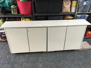 Wall units with  stone tops Bangor Sutherland Area Preview