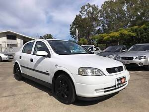 2001 Holden Astra Hatch *DEC 2017 REGO* DRIVE AWAY !!!!! Capalaba West Brisbane South East Preview