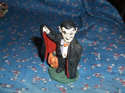 ksm, Midwest of Cannon Falls Halloween Creepy Hollow  Dracula 2 3/4 Inch High (Cannon Falls Halloween)