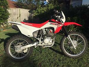 2015 Honda CRF230F Motorcycle Carindale Brisbane South East Preview