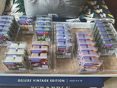 44 New Packs 2.5 Onz Each Collection of Scented Wax Cubes - Better Homes Sale