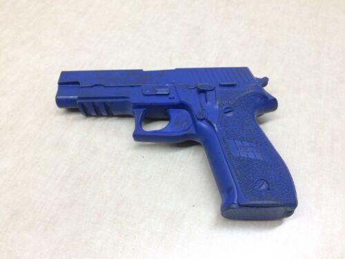 Sig Sauer P226 Blue Training Pistol Gun Ring