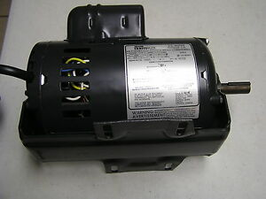 Craftsman 1 1 2 hp table saw motor 240 volts 3450 rpm 1 5 for 1 hp table saw motor