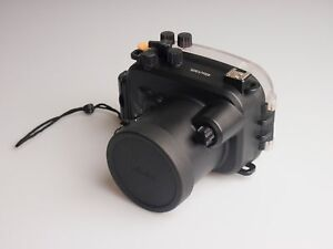 Meikon Underwater Housing for Sony a7 a7s a7r mark i Rouse Hill The Hills District Preview