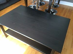 IKEA coffee table solid wood Hemnes
