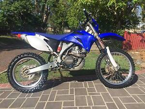 2008 Yamaha WR450F Flinders View Ipswich City Preview