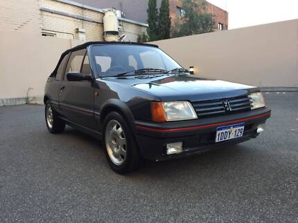 Peugeot 205 CTI   **RE-ADVERTISED DUE TO TIME WASTER** Mount Hawthorn Vincent Area Preview