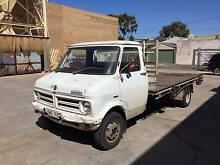 1974 Bedford Flat Bed Truck - Registered til May 16 - Good Cond. Brompton Charles Sturt Area Preview