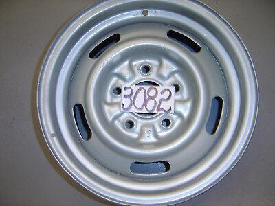 14X6 Chevy Camaro Drum Brake Rally Wheel