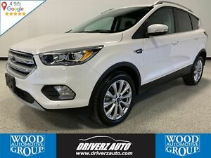 2018 Ford Escape Titanium CLEAN CARFAX, ONE OWNER, TITANIUM