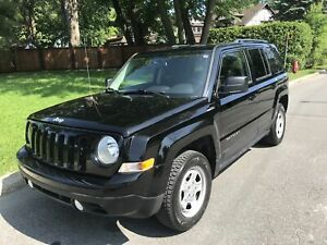 2014 Jeep Patriot 2014 Jeep Patriot - 4WD 4dr North