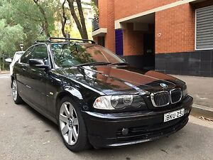 2002 BMW 320ci Coupe with Sunroof Pyrmont Inner Sydney Preview