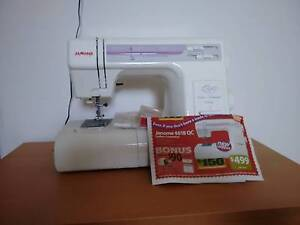 Janome Quilter's Companion 4618QC Sewing Machine RRP $499 Randwick Eastern Suburbs Preview