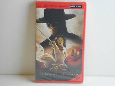 Die Legende des Zorro * UMD für Sony PSP *