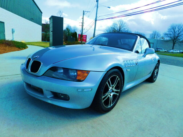 Image 1 of BMW: 3-Series Z3 2dr…