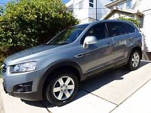 2011 Holden Captiva Wagon 7 Seats South Coogee Eastern Suburbs Preview