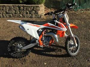 NEW!! 2019 KTM 65SX (N04819) Dalby Dalby Area Preview