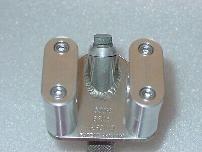 """Titanium 6AL4V Bottom Bracket Spindle 5//8/"""" Cook Bros Bullseye Fat Chance BMX MTB"""